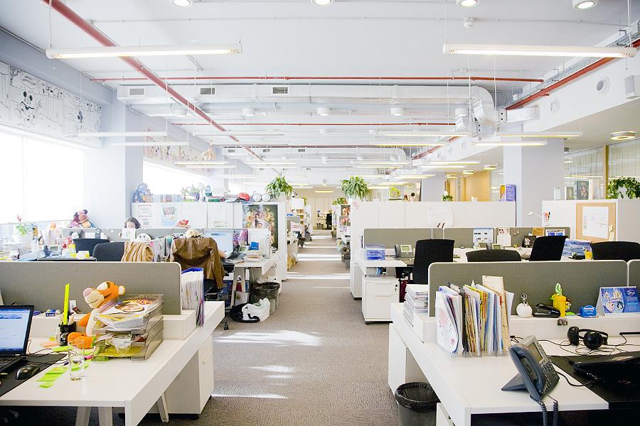 L open space pour ou contre top office
