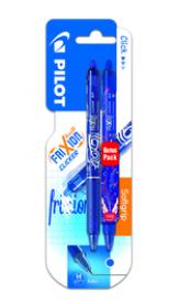 Premier exemple de stylo friXion par Pilot