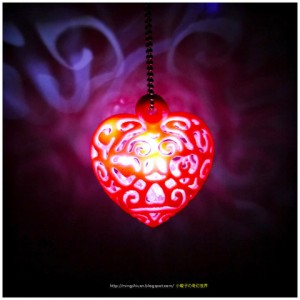 Cadeau Saint Valentin 3D